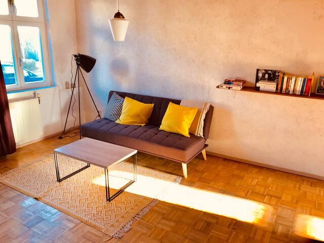 Hübsche Wohnung im Fachwerkhaus in Neustadt/Dosse