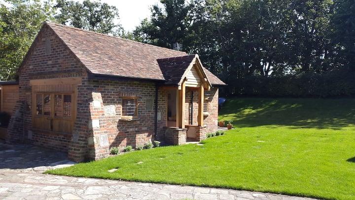 Boathouse studio close to the sea