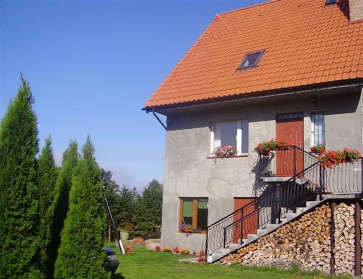 Dom na wakacje Lubkowo j Żarnowieckie, m.Bałtyckie
