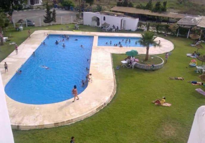 Appart Cabo Negro - Complexe Mouna - 42 m2 - Cabo Negro - Apartamento