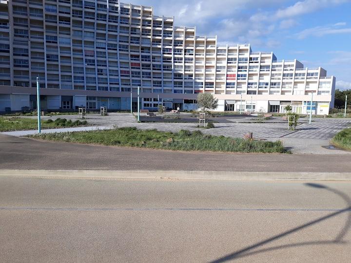 St Jean de Monts Studio 4 pers  50m de la plage