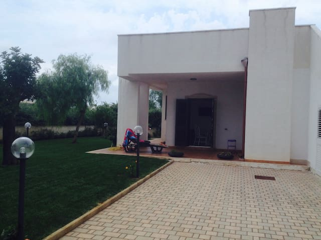 Villa in Ostuni white city