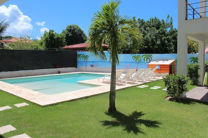 Bayahibe Residence Tropical Estrella #3