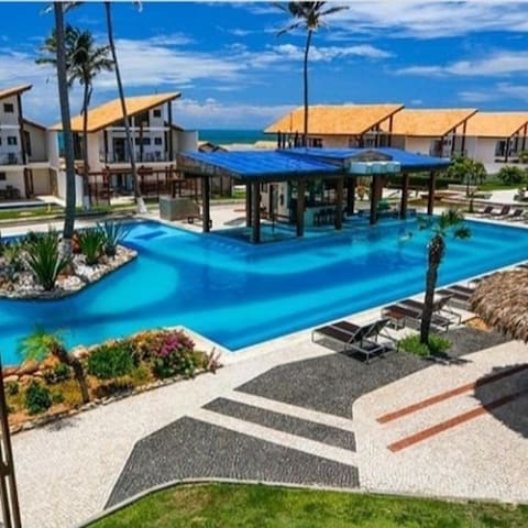 Taiba Beach Resort térreo
