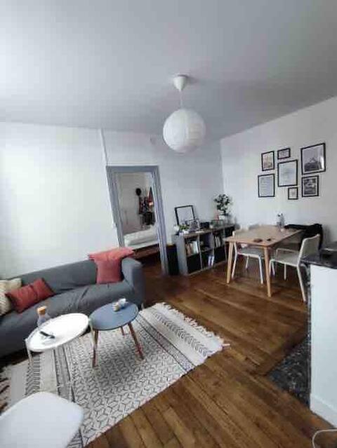 Appartement lumineux Centre ville d'Orléans