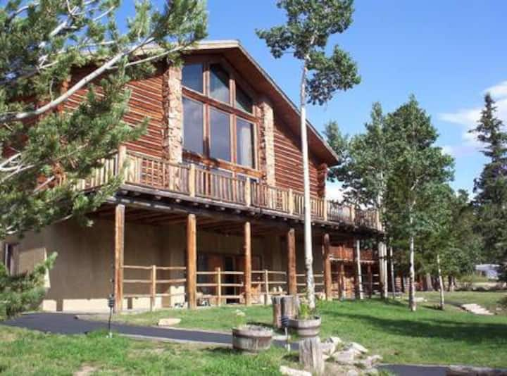 Lodge Double Queen : PRIVATE ENTRANCE Dog Friendly