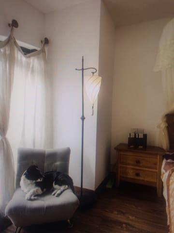 Nordic style room - Juigné-Sur-Loire - อพาร์ทเมนท์