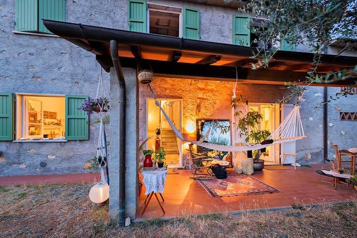 Oro Verde lodgings private bathroom - Pietrasanta - Rumah