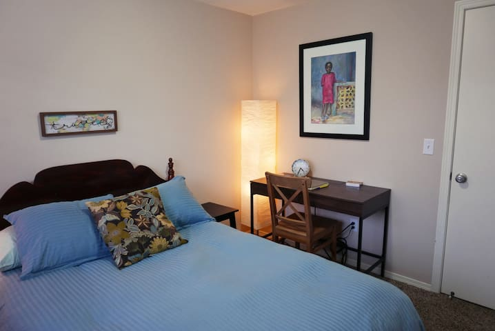 Cozy Room, Comfortable Home, Always Welcome - Portland - Casa