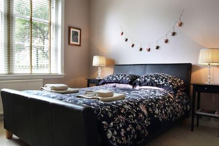 Large traditional Edinburgh flat - Edimburgo