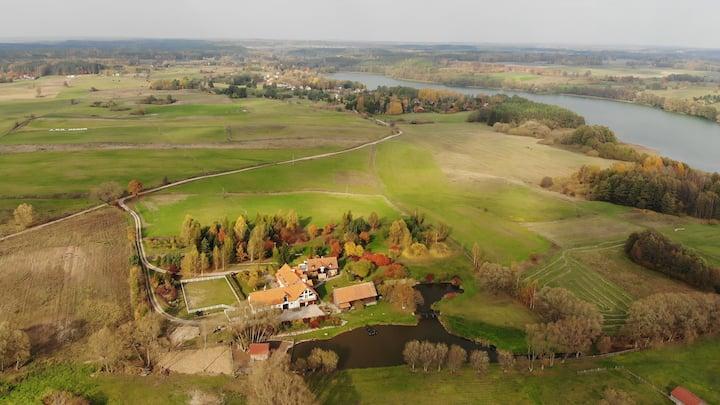 Andrzejówka - Mazurska willa