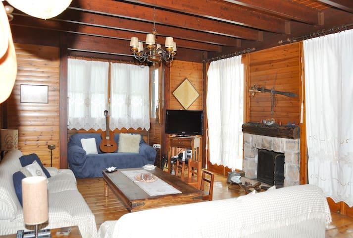 Σπίτι στην Αρκίτσα - Αχλαδες - บ้าน