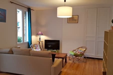 Appartement 60m2 plage et commerces - ル・アーヴル