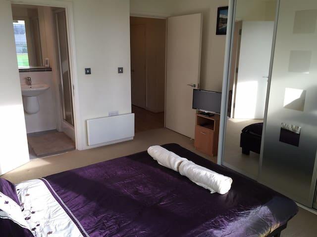 Double room + ensuite bathroom. - Londres - Pis