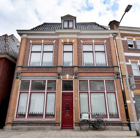Historical building Almelo centre * - Almelo - Bed & Breakfast