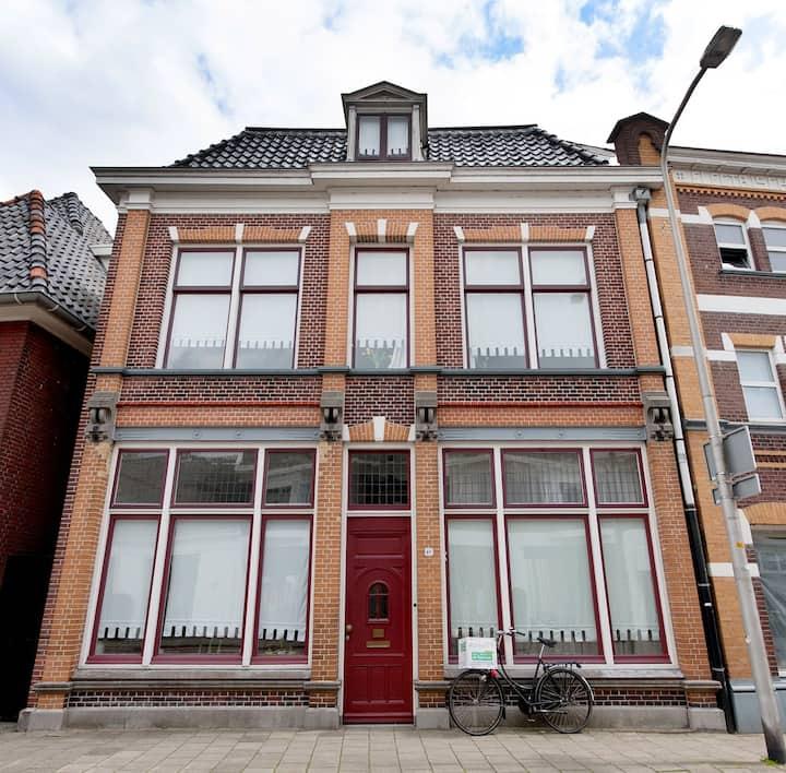 Historical building Almelo centre *