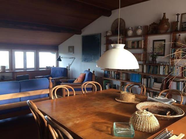 Splendida casa antica con vista - Sant'Ilario - Maison