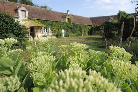 La Maison dans les Champs du Loiret - Villemoutiers - Dom