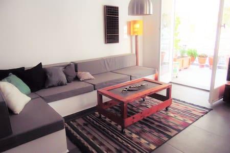 new beautiful penthouse in Exarheia