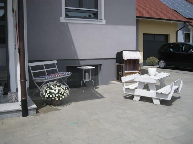 Ferienwohnung Strandkorb in Neuried - Neuried - Apartment