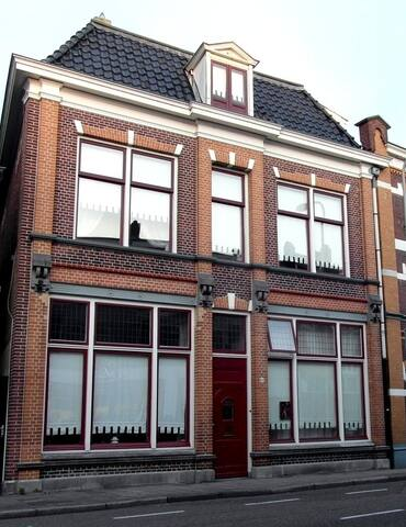 Historical building centre Almelo - Almelo - Bed & Breakfast