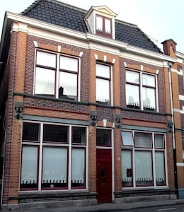 Historical building centre Almelo - Bed & Breakfast