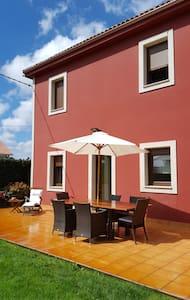 Acogedora casa cerca de A Coruña - Carballo - บ้าน