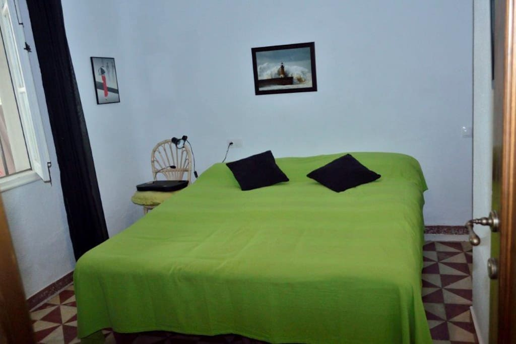 double room with aircon