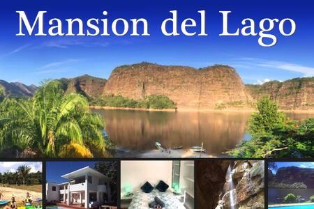 Mansion del Lago , prado , tolima