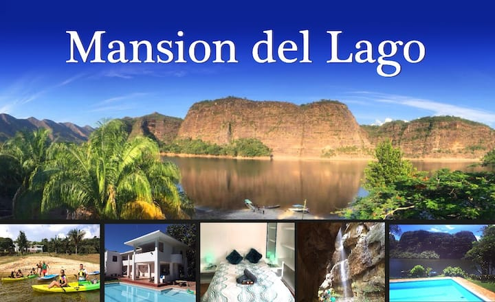 Mansion del Lago , hotel Eco deluxe Prado , Tolima