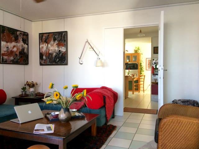 Un appartement au cœur du quartier des Beaux-Arts - Montpellier - Apto. en complejo residencial