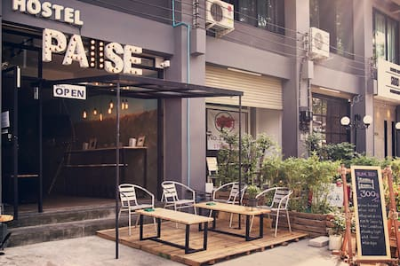 The Pause Hostel(RoomA 8 Bunk Beds)