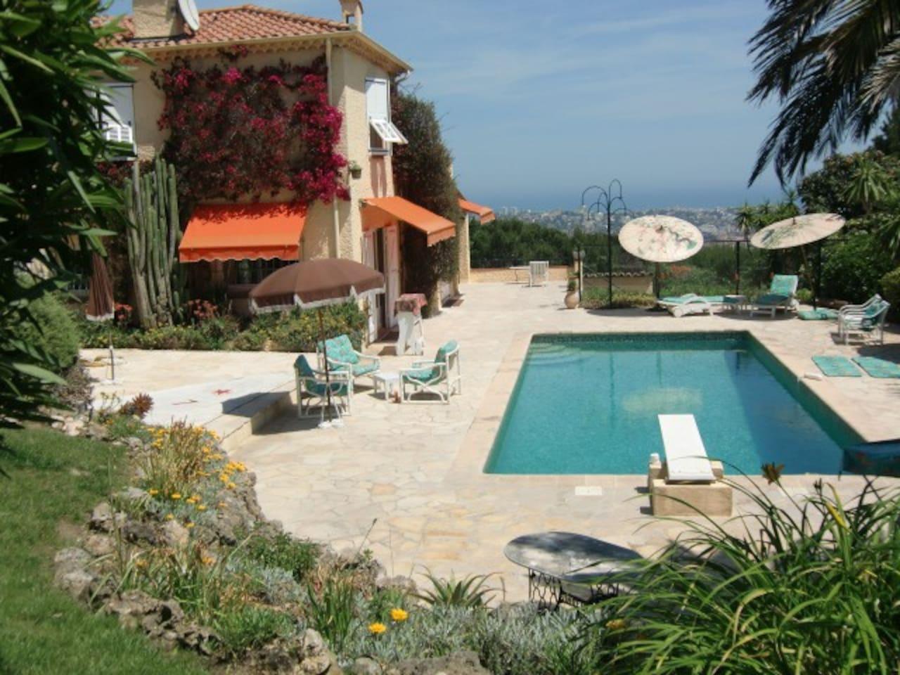 Airbnb: Top 20 des location villa vacances à Vallauris - Airbnb ...