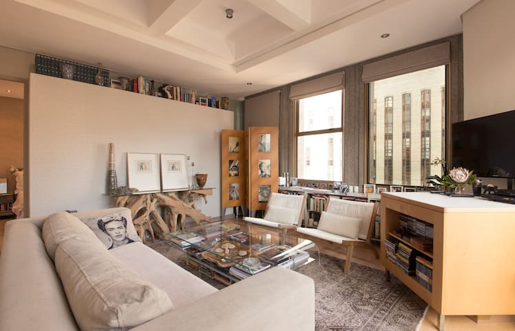 Stylish City Apartment - Cape Town - Daire