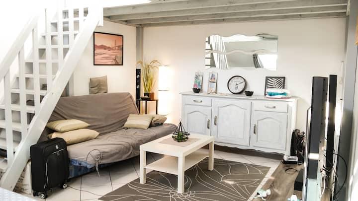 Appartement Cosy Seignosse bord de mer