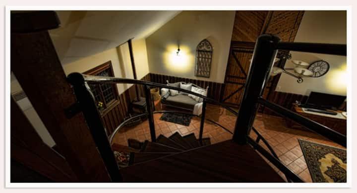 Oaktree Barn - Luxury Retreat