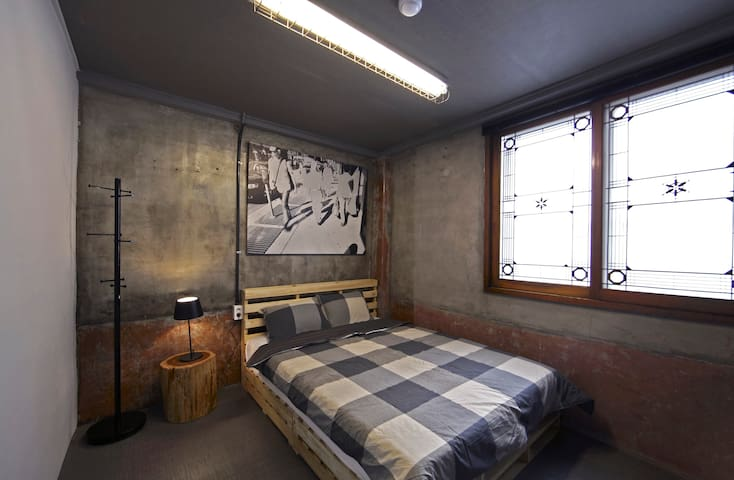 제주 2인실 Double Room - Seogwipo-si - Bed & Breakfast