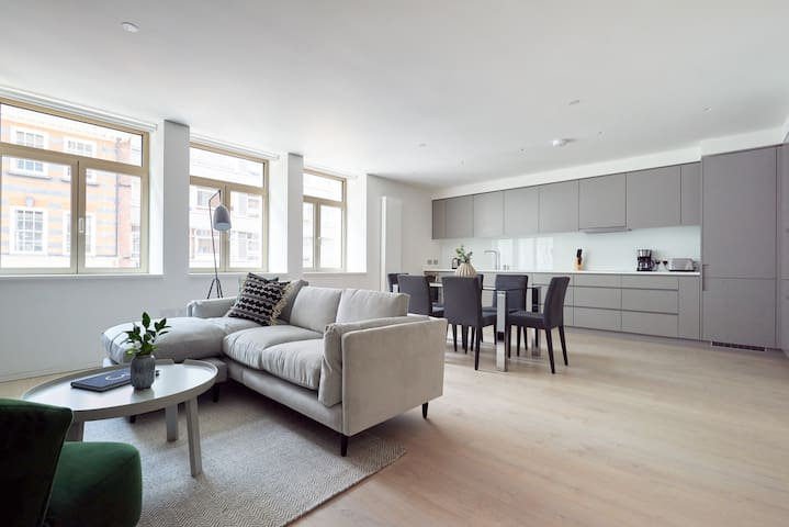 Sonder | Oxford Circus | Chic 2BR