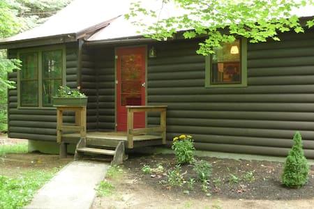 Pine Martin Cabin - Saranac Lake - Cabin