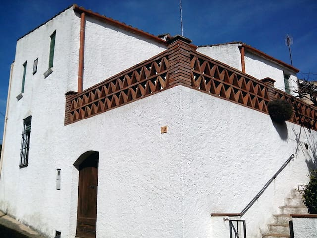 Casa de estilo rural - Sant Iscle de Vallalta