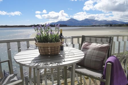 Fab Mountain & Bay Views Dundrum - Dundrum - Ev