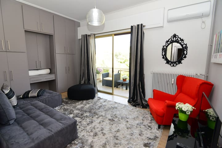 See Athens luxury apartment for 4 - Marousi - Flat