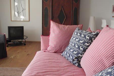 Cooler Alpenchic mit Blick - 奥伯斯多夫(Oberstdorf) - 公寓