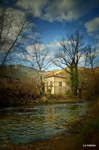 casa rural en la senda del Cares