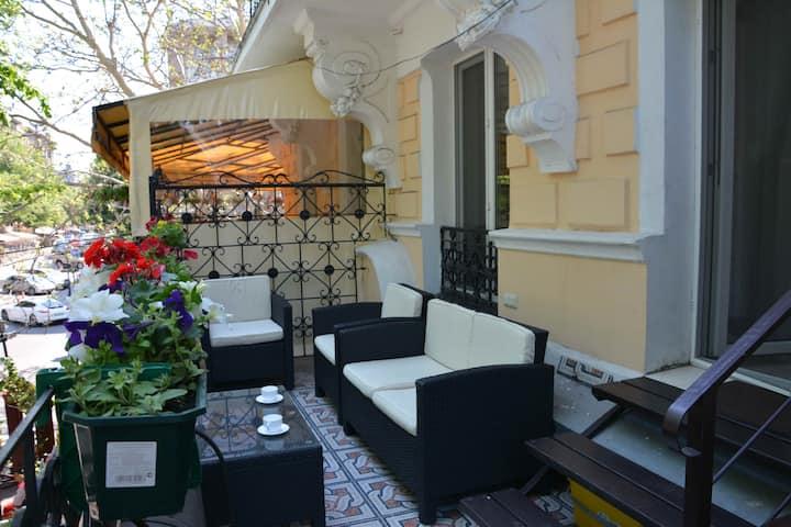 Квартира на Дерибасовской