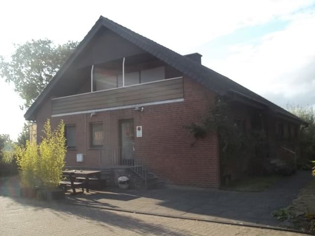 Wohnung im Außenbereich von Olfen-Münsterland