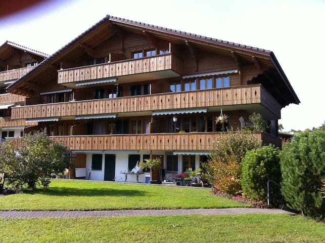 2,5 Zi Wohnung Seebrise, Faulensee - Faulensee