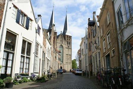 Historical house (1600s) w garden - Deventer - Apartment