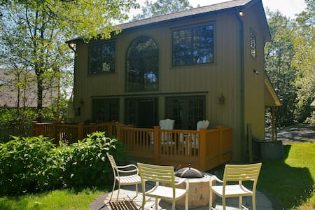 The Mountainside Guesthouse - Woodstock