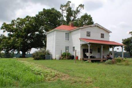 The Old House at White Flint Farm - Keeling - Talo